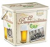 Kalea Spezialitäten Bier Box - 12 ausgewählte Bier Spezialitäten verpackt in einer hochwertigen...