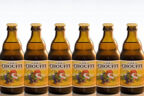 La Chouffe Bier Blondine 8 ° 33 cl - 6 x 33 cl