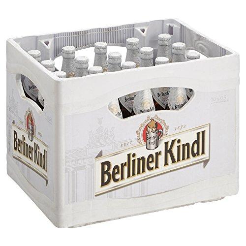 Berliner Kindl Jubiläums Pils MEHRWEG, (20 x 0,5 l)