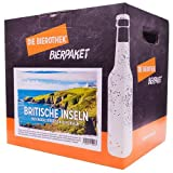 Bierothek® Bierpaket Britische Inseln (12 Flaschen Bier | außergewöhnliches Geschenk)
