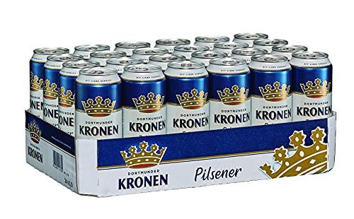 Dortmunder Kronen Pilsener, EINWEG 24x0,50 L Dose