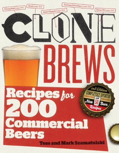Clone Brews, 2nd Edition: Recipes for 200 Commercial Beers