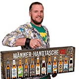 Kalea Männerhandtasche | Geschenkidee | Bier-Spezialitäten | Geschenk-Karton mit Henkel |...