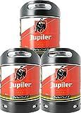 Perfect Draft Bier Multipack, 3x Perfect Draft 6L Fass | Fassbier, inkl 15 EUR MEHRWEG Pfand...