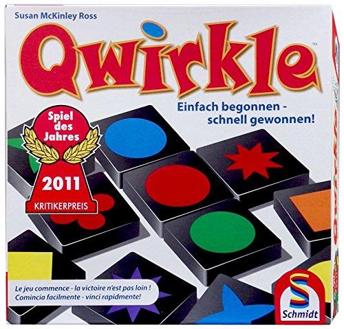 Schmidt Spiele 49311 Qwirkle, Legespiel