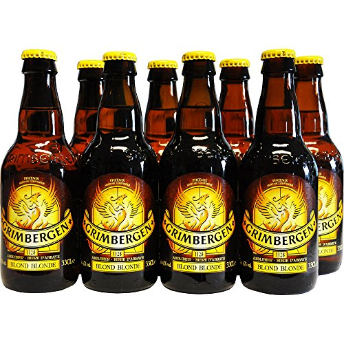 Belgisches Bier Grimbergen Blond 24x330ml 6,7%Vol