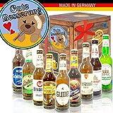 Gute Besserung - Geschenk gute Besserung - Deutsche Bier Box