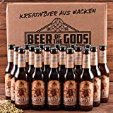 18x Crafty Loki Craft Beer - Nordic Pale Ale, 0,33l - Wacken Brauerei - Craft-Beer Paket - Beer of...