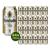 Krombacher Pils 24x 0,33l Dosen 4,8% vol. - No 1 Premium Bier in Deutschland