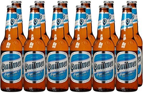 Quilmes Bier Cerveza Argentina (12 x 0.34 l)