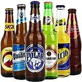 6 Biere aus SÜDAMERIKA - je 0,33l - von.BierPost.com