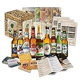 BOXILAND - Bier-Geschenk-Box in Geschenkkarton als Geburtstagsgeschenkidee (9x0,33l)