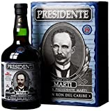 Presidente Rum 19 Jahre (1 x 0.7 l)