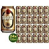 Slots Guld Starkbier Alc. 5,9% Vol. 24x 330ml