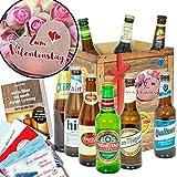 Zum Valentinstag Geschenke für Männer + 9x Liebesbier aus aller Welt + Liebesgeschenke für...