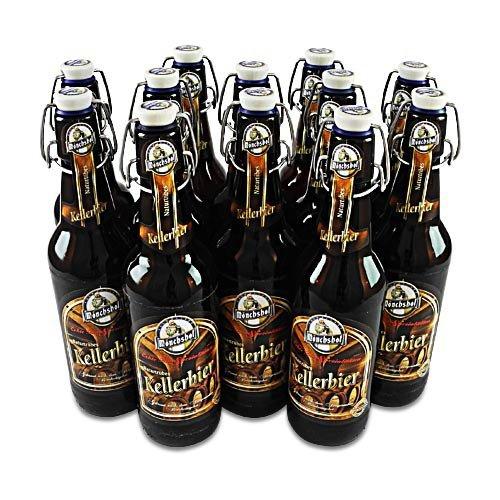 Mönchshof Kellerbier (12 Flaschen à 0,5 l / 5,4% vol.)
