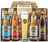 ABK Bier Geschenkkarton - 4 Flaschen + 1 Glas