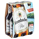 Krombacher Pils MEHRWEG (6 x 0.33 l)