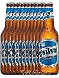 Quilmes Cerveza Pilsener Argentinien Bier 12 x 0,34 Liter