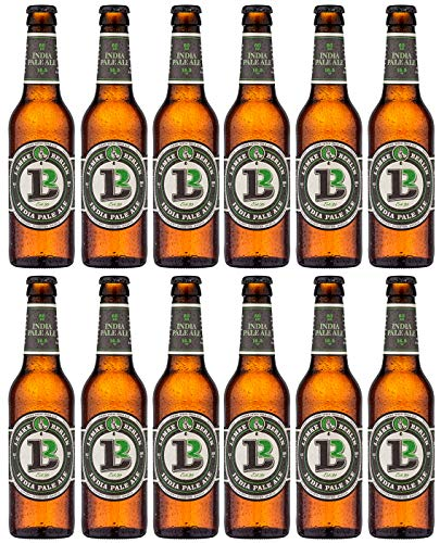 LEMKE Berlin IPA | India Pale Ale Craft Beer (12 x 0,33l)
