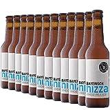 Hanscraft Bayerisch Nizza Clubbier Pale Ale, MEHRWEG (12 x 0.33 l)
