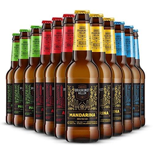 Craftbeer-Shop Himburgs-Braukunstkeller-Paket Craft Beer, MEHRWEG (