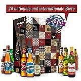 Adventskalender mit 24 Bieren aus aller Welt (24 x 0.33L) I besonderes Adventsgeschenk für...