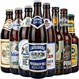 Biersortenset 8er PROBIERSET - HELL BIER - von.BierPost.com