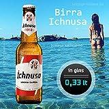 Birra Ichnusa -klein- (05 Flaschen à 0,33 Lt) -Bier aus Italien (Sardinien) 8,50 EUR
