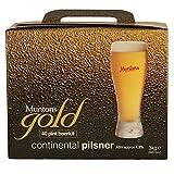 Muntons Gold Continental Pilsner Bierkit Braukit 3kg flüssiges gehopftes Malzextrakt für 23 Liter...
