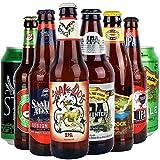 8er Bierset 'USA LIBERTY' mit Blechpostkarte - von.BierPost.com