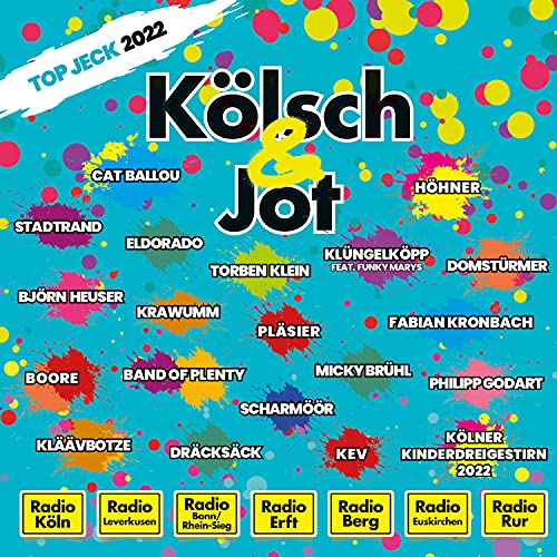 Kölsch & Jot - Top Jeck 2022