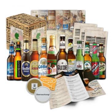 Bierpaket Deutschlandbox