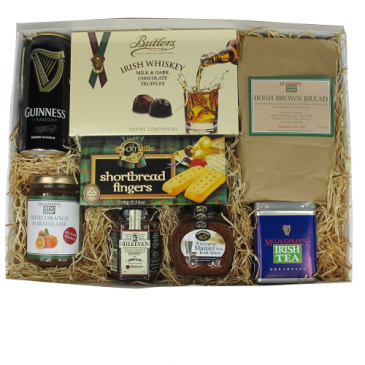 Guinness und irische Spezialitäten