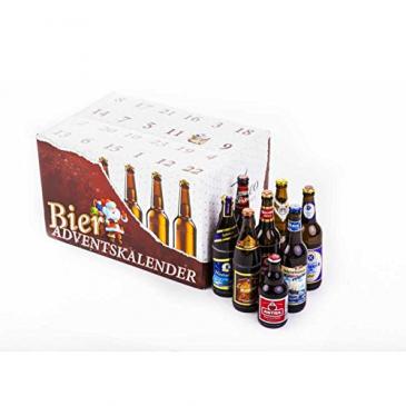 Bier Adventskalender Deutsche Biere