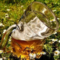 Biergläser von Krombacher