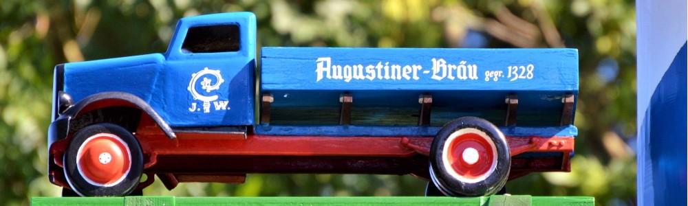 Bier-Geschenkideen von Augustiner Bräu München