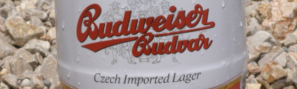 Bier-Geschenkideen von Budweiser aus Tschechien