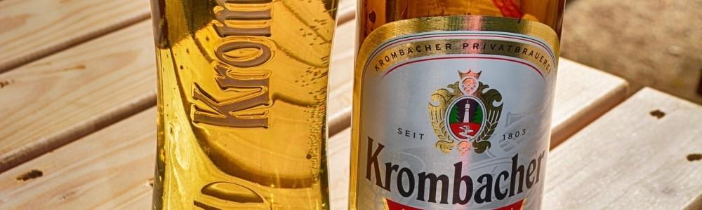 Bier-Geschenkideen von Krombacher