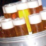 Biergläser von Gaffel Kölsch