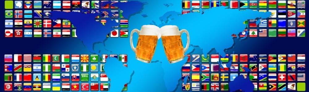 Bier-Geschenkideen mit internationalen Bieren